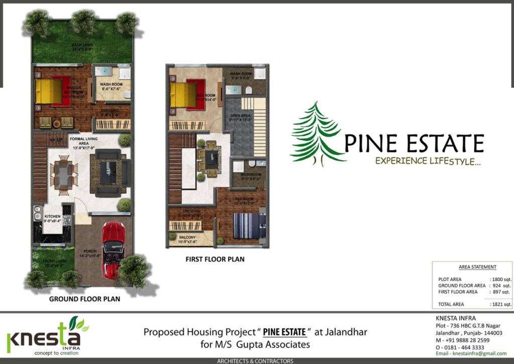Pine Estate JL – IN